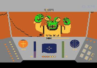 Rescue on Fractalus - versión Atari