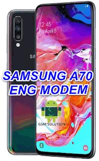 Samsung A70 SM-A705U1 Eng Modem File-Firmware Download