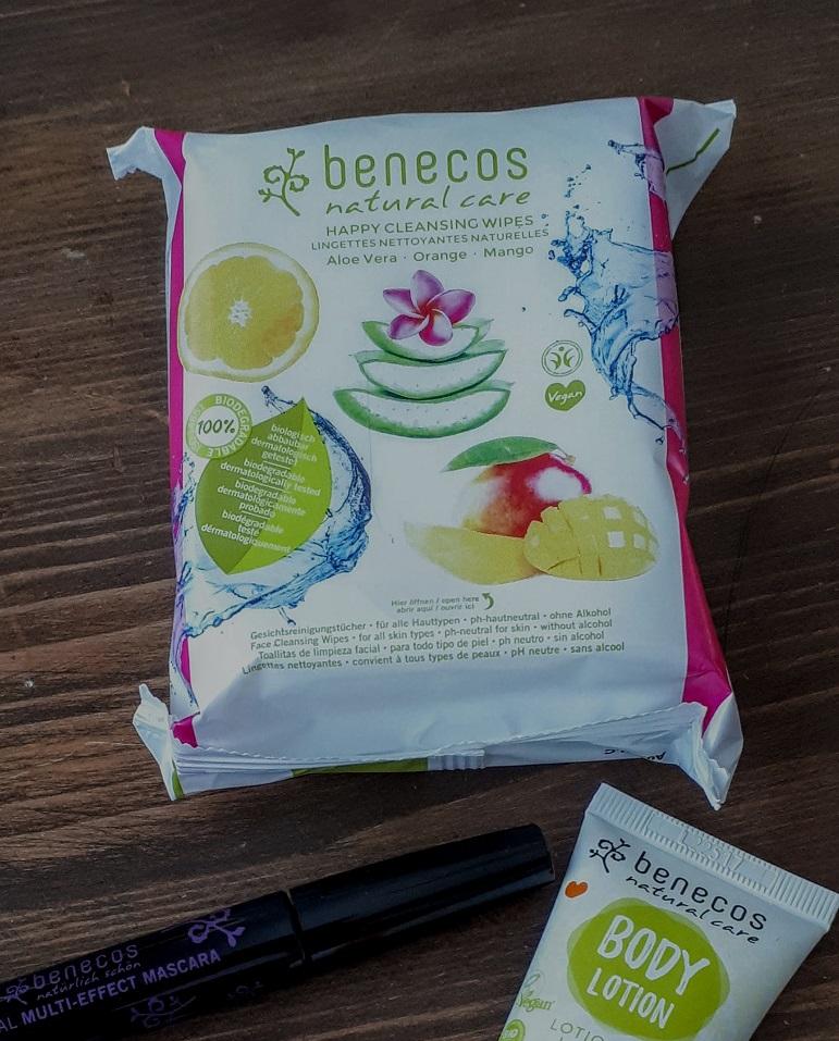 puhdistuspyyhkeet benecos