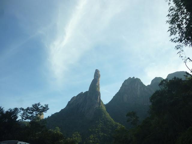 Dedo de Deus - Teresópolis - Rio de Janeiro - RJ