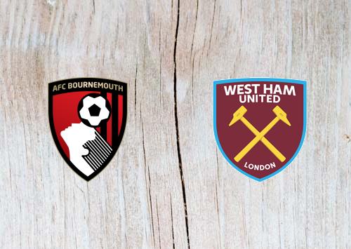 Bournemouth vs West Ham - Highlights 19 January 2019