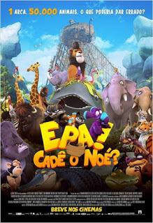 Baixar Filme Epa! Cadê o Noé? Dublado Torrent