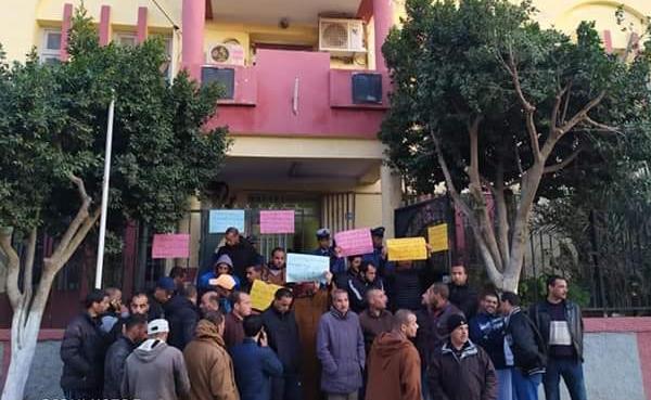 بلدية بني راشد على وقع الإحتجاجات ومطالب بتدخل والي الشلف