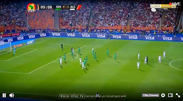 الجزائر والسنغال | ملخص مباراة الجزائر والسنغال 1-0 - نهائي أمم افريقا 2019