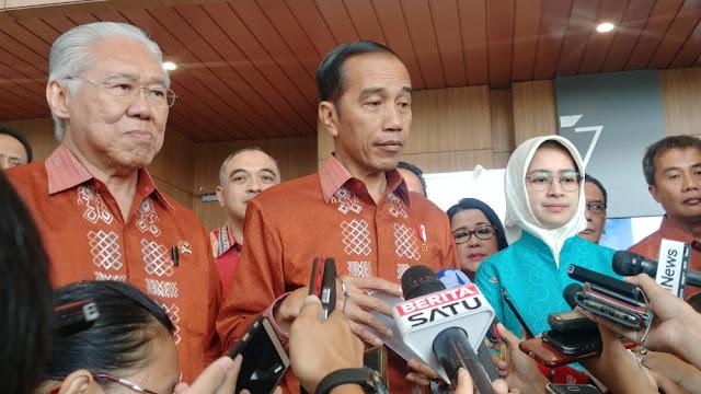 Presiden Jokowi Tegaskan Data Beras Salah Sejak Soeharto