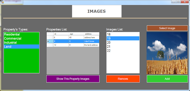 manage property images 2