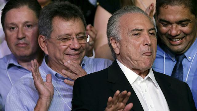 La polémica compra de Michel Temer en China que ha desatado una ola de críticas en Brasil