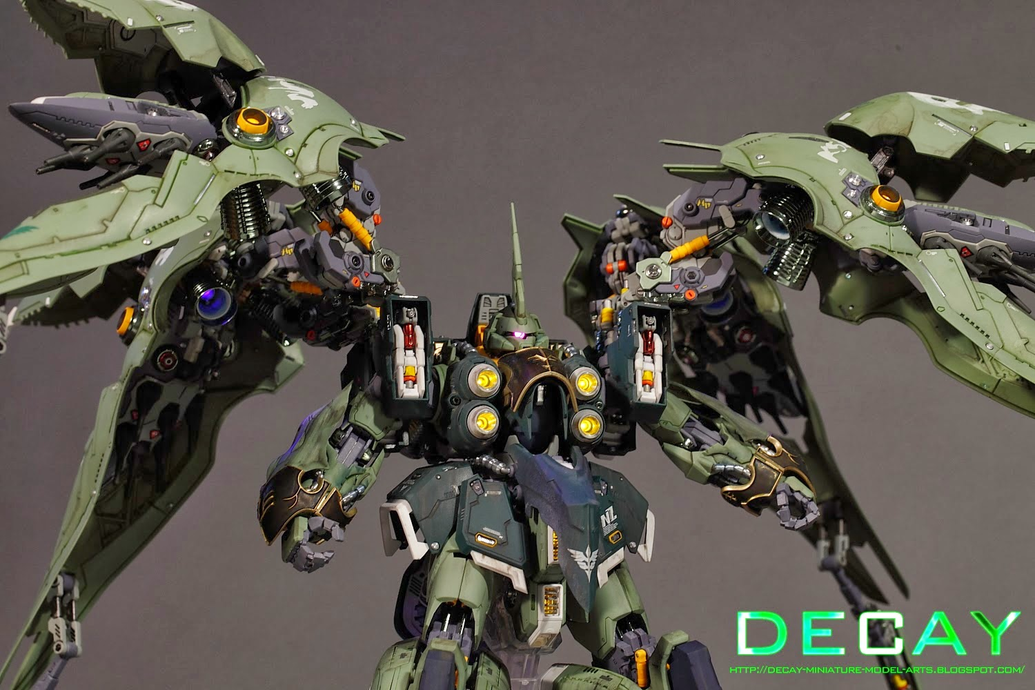 Elyn 1100 Kshatriya by Decay Photo