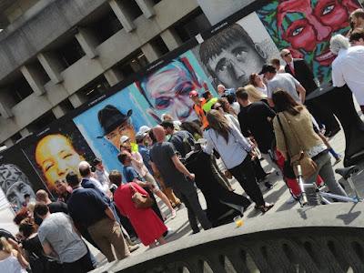 Inauguration of the last urbana project