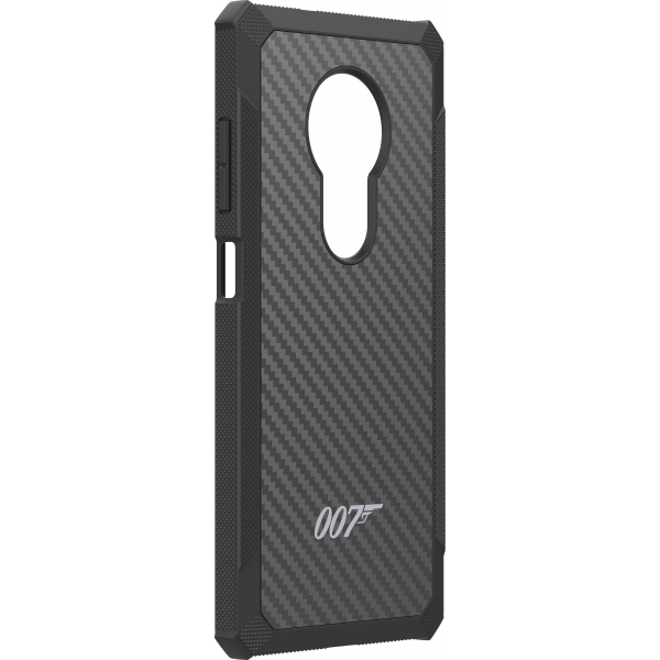 Nokia Kevlar Case - James Bond 007 Edition Side