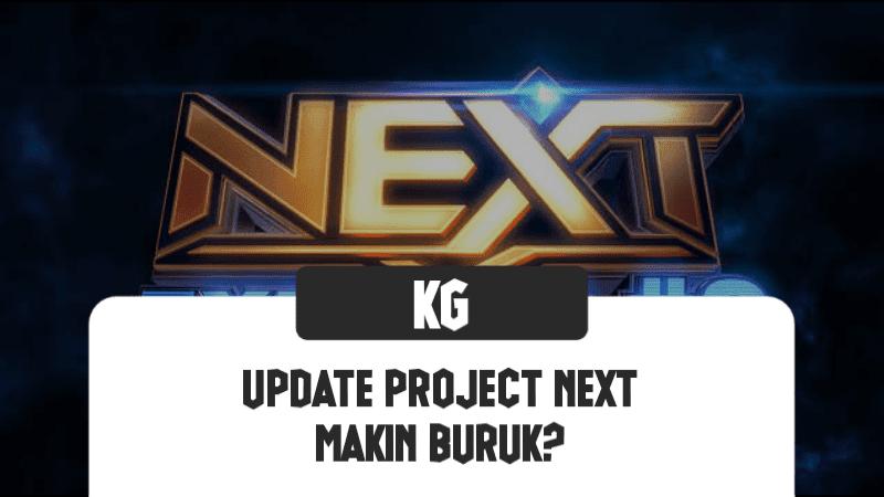 Project next mlbb