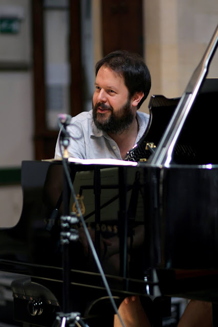 Sholto Kynoch, artistic director of the Oxford Lieder Festival