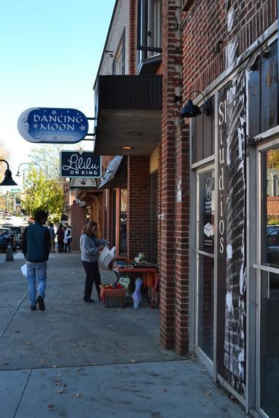 Tenesse, Virginie, Caroline du Nord, automne, falls, boone, whyteville, expatriation, pietmond, fôret