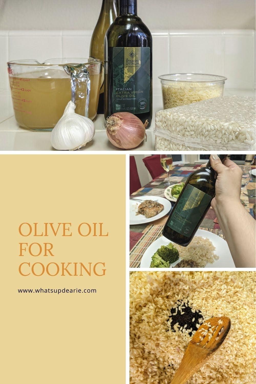 Olive Oil for Cooking  Le Stagioni ditalia