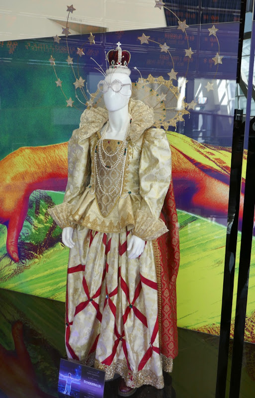 Elton John Rocketman Queen stage costume