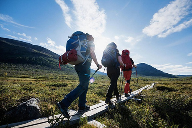 """Experience """"wandering"""" throughout Sweden, exploring the open nature"""