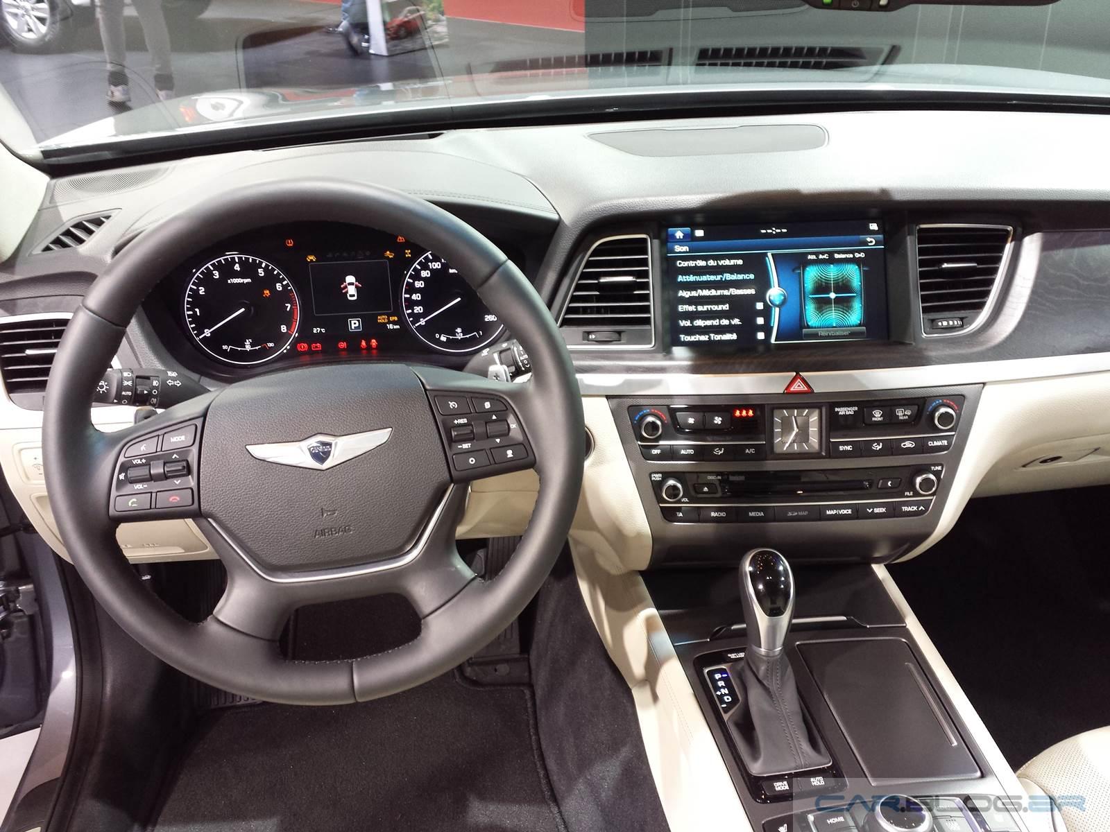 """O Brien Hyundai >> Hyundai Genesis eleito """"Carro de Luxo do Ano"""" nos EUA ..."""