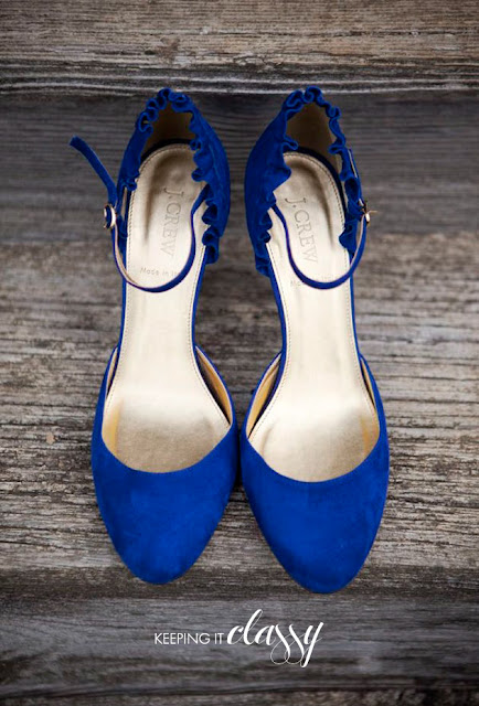 Blue Flats Wedding