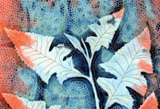Dew Point by Sue Reno, detail 3