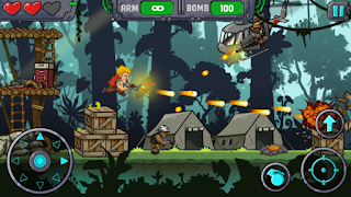 Download Mod Apk Metal Shooter: Super Soldiers 1.64 Gratis
