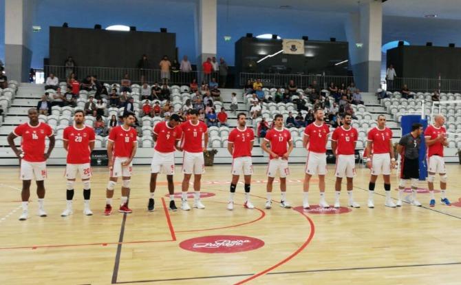 Benfica Voleibol vitória no Torneio das Vindimas