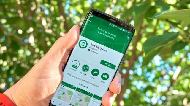Ini Cara Mudah Mengaktifkan Fitur Find My Device Pada Ponsel Android