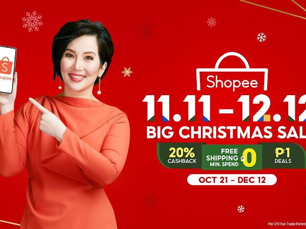 Shopee Welcomes Kris Aquino as its New Brand Ambassador for the 11.11 - 12.12 Big Christmas Sale