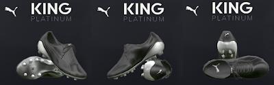 PES 2017 Puma King Platinum 2019 by Tisera09