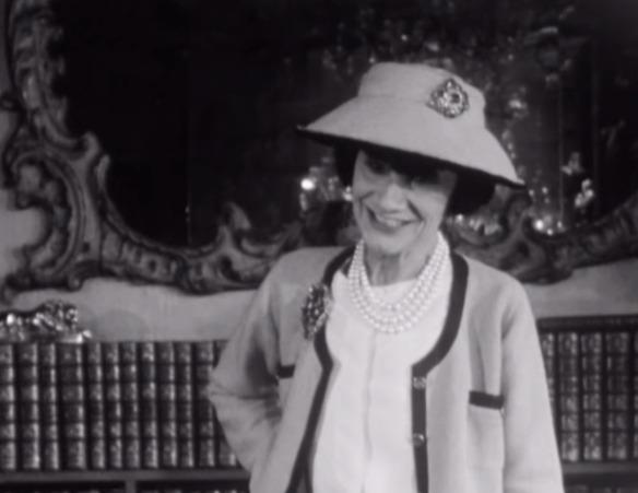 Coco Chanel σακάκι από την τη δεκαετία του 1950
