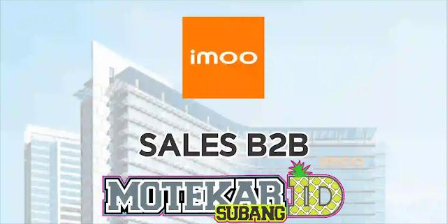Info Loker Sales B2B Imo Watch Phone Bandung 2019