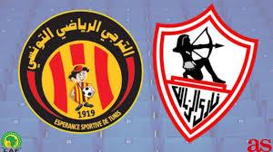 مشاهدة الزمالك ضد الترجي التونسي بث مباشر 06-03-2021 دوري أبطال أفريقيا Esperance Tunis vs Zamalek