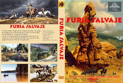 Carátula dvd: Furia Salvaje (1959)