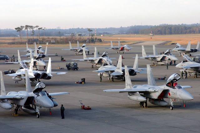 Japan upgrade 98 F-15J