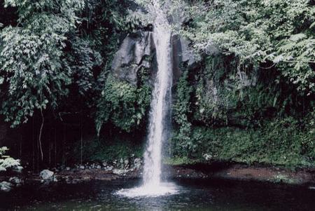 Air Terjun Lematang Indah