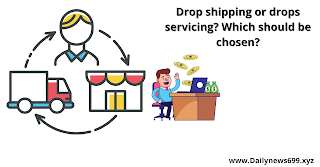 Drop shipping or drops servicing? Which should be chosen?