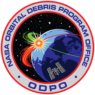 NASA's Orbital Debris Program Office (ODPO) is mapping space junk.