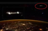 A Nemzetközi Űrállomás egyik űrhajósa UFO-t posztolt