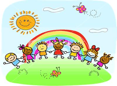 Картинки веселка для дітей