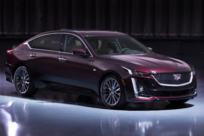 2020 Cadillac CT5 Review