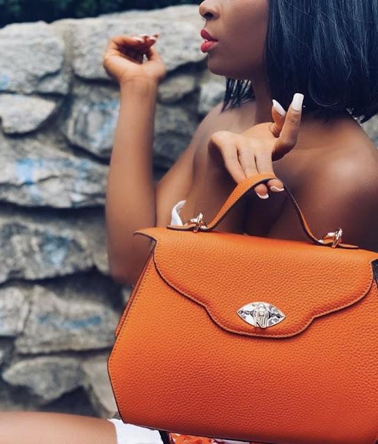 Nuciano handbag for women
