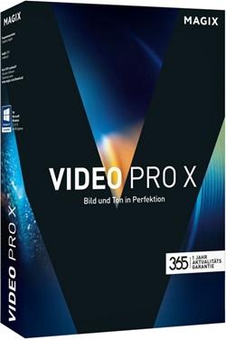 MAGIX Video Pro X8 + Ativação