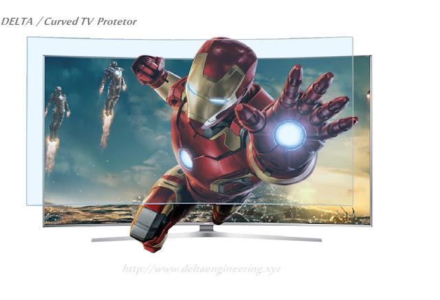 غطاء حماية شاشة تلفزيون 42 بوصة