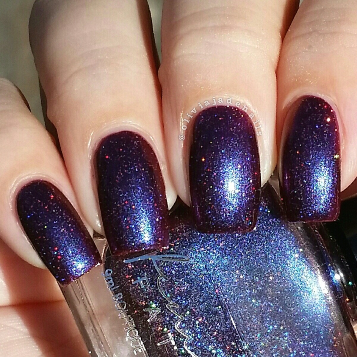 Olivia Jade Nails: Femme Fatale Cosmetics Enchanted Fables ...