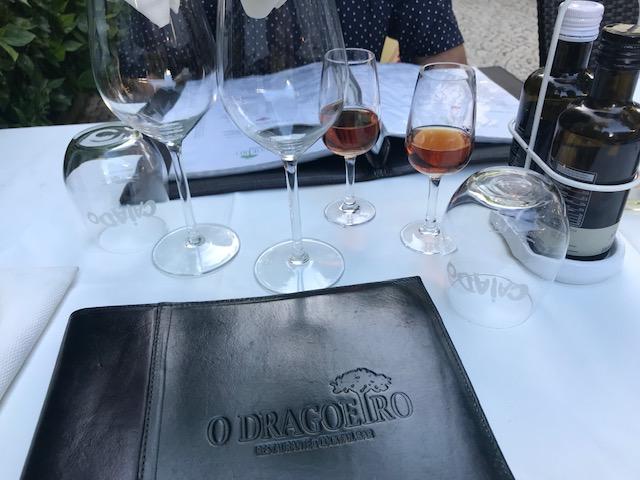O Dragoeiro, Funchal, Madeira, Restaurant, Menus, Madeira Wine,