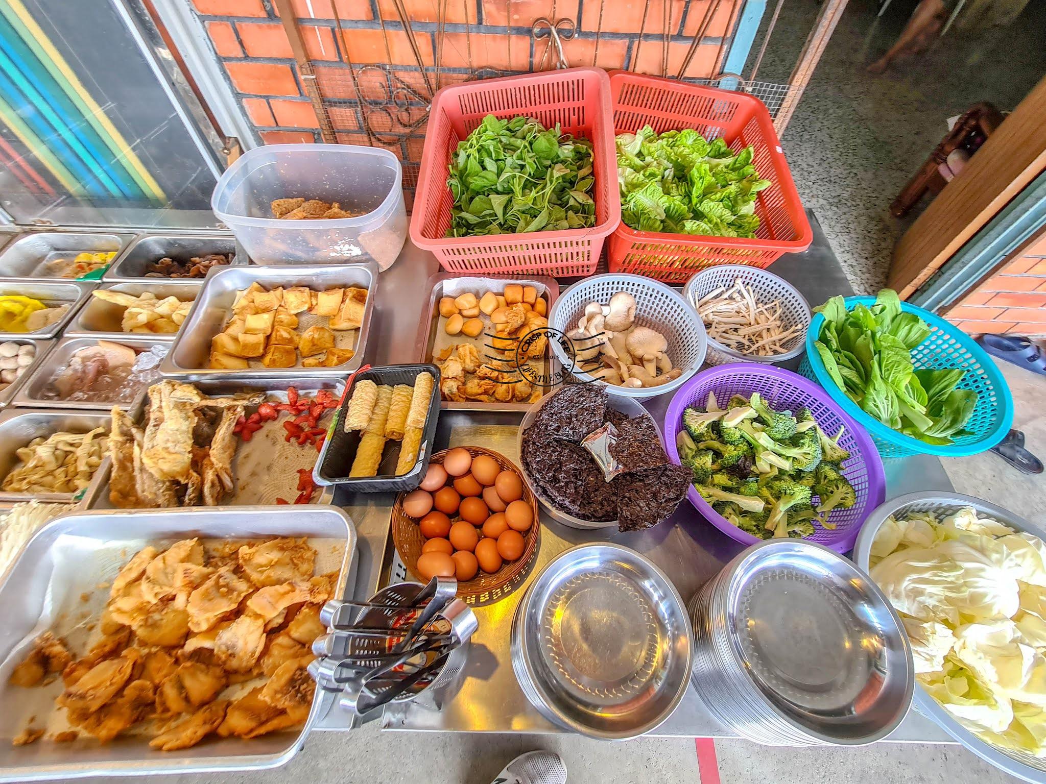 Kampung Bi Seafood Noodle House @ Permatang Tinggi, Seberang Perai, Penang