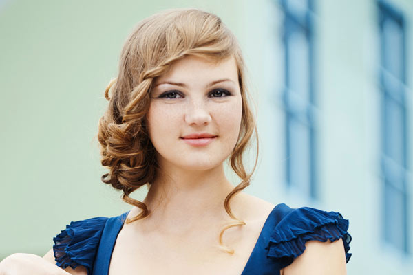 Q Hairstyles For Short Hair: 36 Beautiful Prom Hairstyles For Short Hair Girls