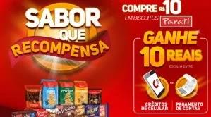 Promoção Parati Biscoitos 2019 Sabor Que Recompensa