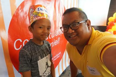 Daniel Cabrera with Cebuano Vlogger Carlo Olano of Kalami Cebu