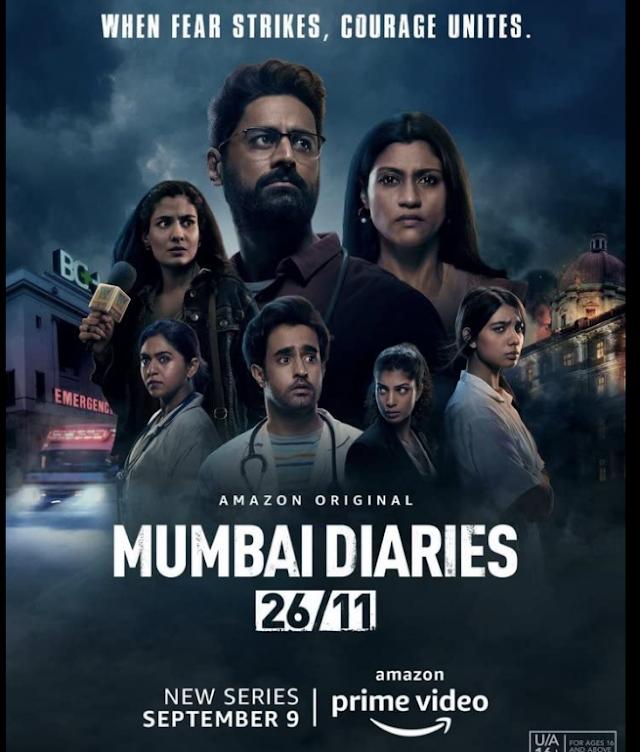Mumbai Diaries S01 2021 x264 720p WebHD Esub Hindi Telugu Tamil THE GOPI SAHI