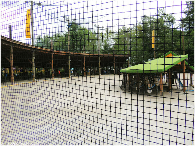 Granjas de Massachusetts: Grand Slam Batting Cages en la Kimball Farm